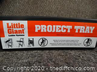 Little Giant Project Tray - Appears New