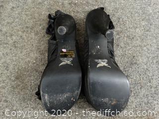 Shiekh Heels Size 7.5