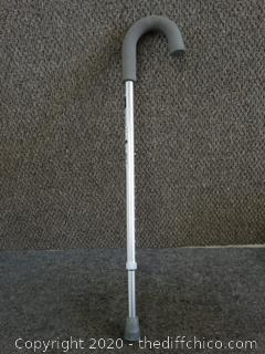 "Sunmark Cane - New - Extends 30"" - 39"""