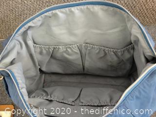 Skip-Hop Diaper Bag w/ Changing Pad