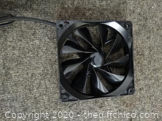 Corsair Brushless Fans for Computers