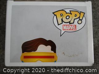 Pop! Marvel #58 Cyclops NIB