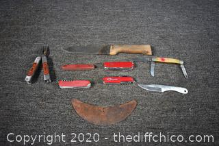 Survival Tools and More