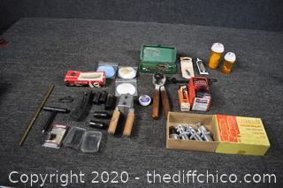 Reloading and More Lot