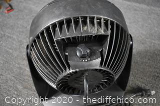 Working 10in Honeywell Fan