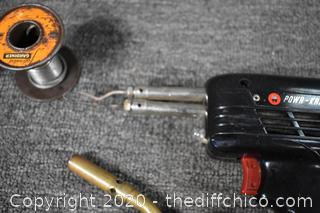 Soldering Iron and More