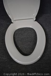 Self Closing Toilet Seat