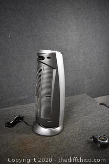 Working Osculating Fan / Heater
