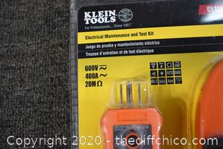 NIB Electric Maintenance and Test Kit