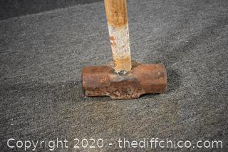 28in long Sledge Hammer