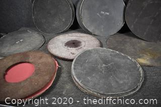 Mixed Lot of Sand Paper Disk