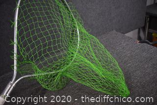 54in log Fish Net
