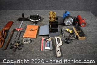 Drill Bits and More