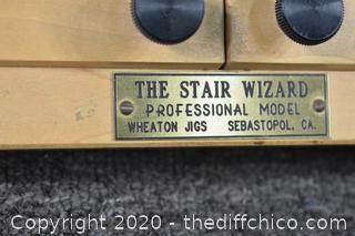 The Stair Wizard