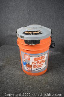 Working bucket Vac