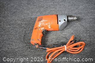Working Black and Decker Drill-needs new cord