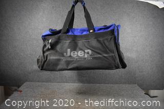 Jeep Sports Bag