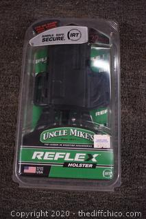 NIB Uncle Mike's Reflex Holster size 22