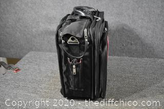Rolling Business Travel Bag