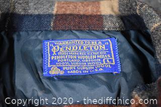 2 Vintage Pendleton Shirts
