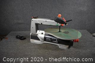 Working 16in Variable Speed Jig Saw