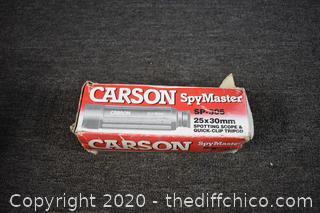 Carson Spy Master