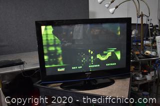 Working Samsung 42in TV