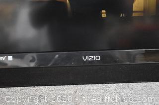 Working Vizio 32in TV