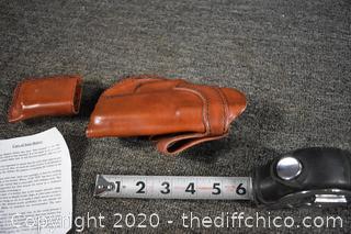 NIB Kramer HandGun Leather Holster
