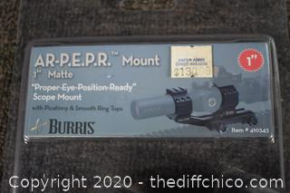 NIB Scope Mount
