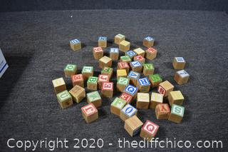 Vintage Blocks
