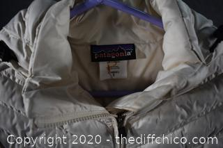 Patagonia Down Coat size Small