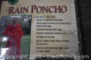 NIB Rain Poncho