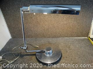 Working Adjustable & Swivel Lamp