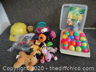 Kids' Mixed Toy Lot