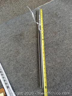 """1/2"""" Course Thread Threaded Rod"""