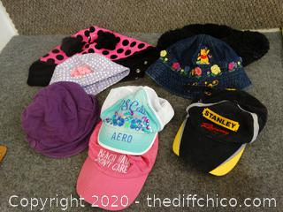 Mixed Hat Lot