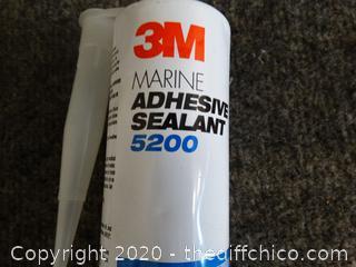 Marine Adhesive Sealant 5200