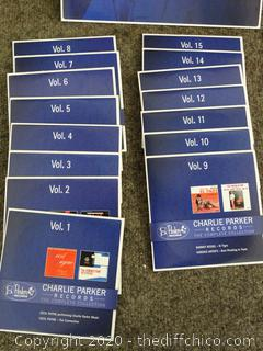 Charlie Parker Records - Complete Collection