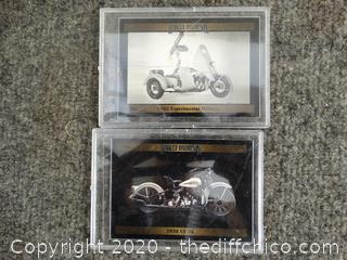 Harley Davidson Lot