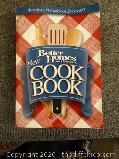 Better Homes & Gardens Cookbook