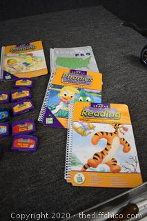 Leap Frog Games, Books and More
