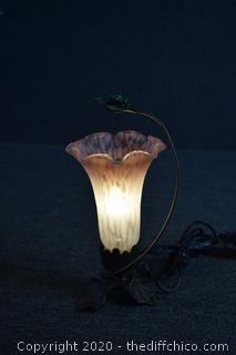 Working Tulip Lamp