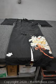 Oriental Robe