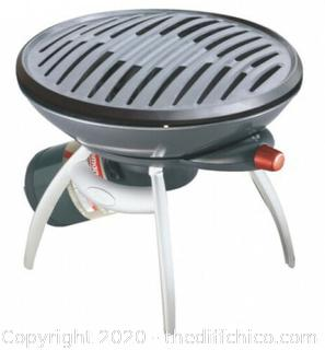 Coleman Compact Portable BBQ Propane Gas Grill