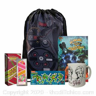 *NEW* Loot Crate Best of the 80's Pop Culture Movie Bundle Collectibles