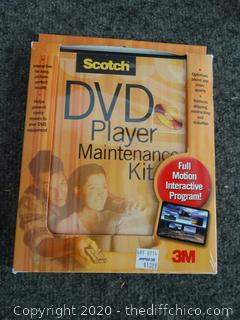 DVD Player Maintenance kit