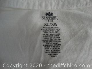 White T-Shirts XL