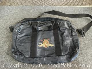 MGM Leather Bag