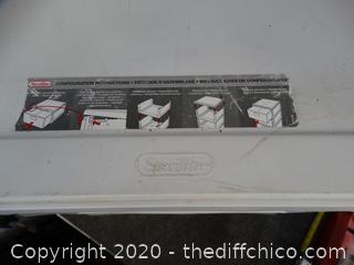 Sterilite 3 Drawer